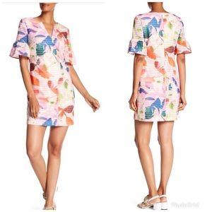 Trina Turk Jacqueline Floral Print Dress Size 2